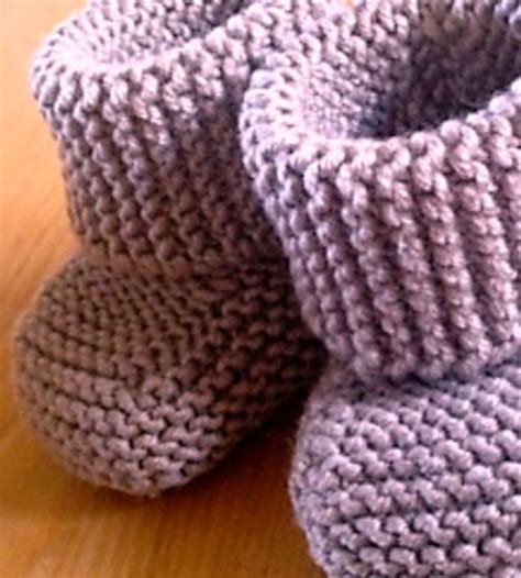 knitting booties for babies patterns free oh baby baby booties knitting patterns and crochet