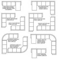 Couch Floor Plan by 1000 Ideas About Sectional Sofa Layout On Pinterest