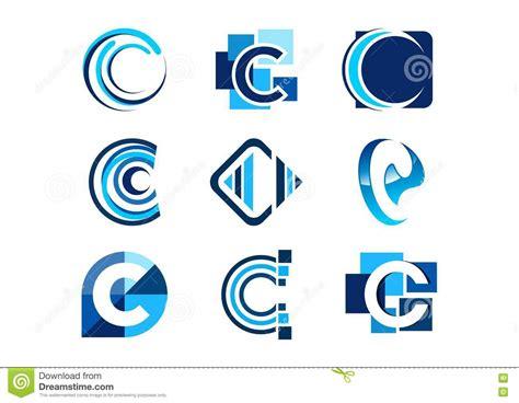 ketentuan layout element logo beschriften sie c logo element firmenlogos des konzeptes