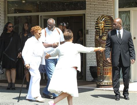 whigham funeral home s bobby brown absent as she s buried