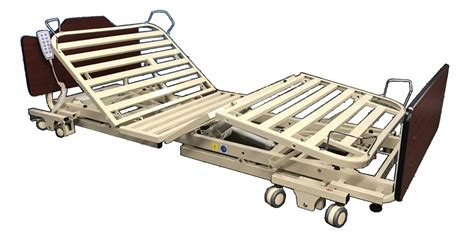 noa elite ii fully adjustable four motor hospital bed