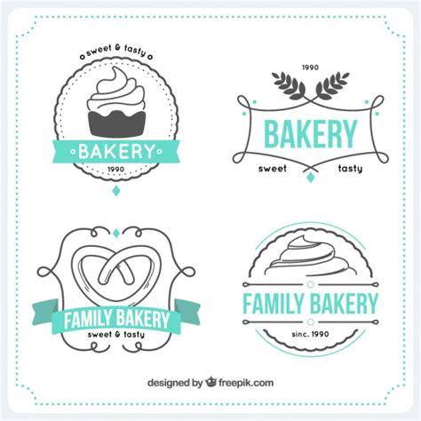 free bakery logo templates bakery logos templates vector free