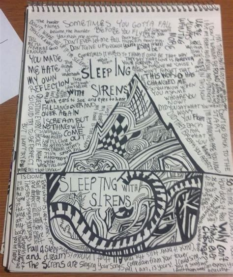 doodle jump lyrics sleeping with sirens sleeping with sirens lyrics abstract by theeyeofthestorm
