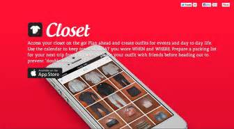 elektronischer kleiderschrank best apps for fashion connoisseurs electronic products