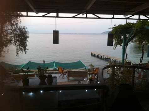 fairy boat thassos crazy nights in papalimani beach bar and restaurant