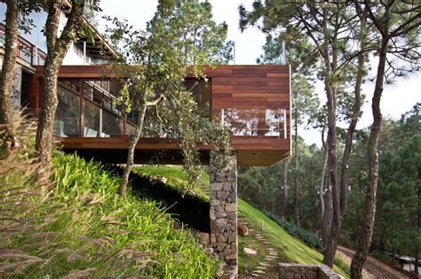 forest house the forest house by espacio ema 4 homedsgn