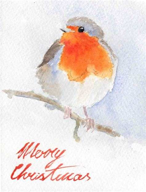 Christmas Gift Card Ideas - best 25 watercolor christmas cards ideas on pinterest watercolor christmas