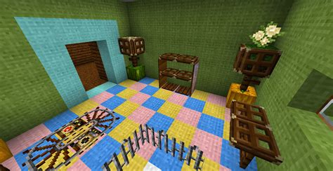 Minecraft Baby Crib by Smituga S Minecraft