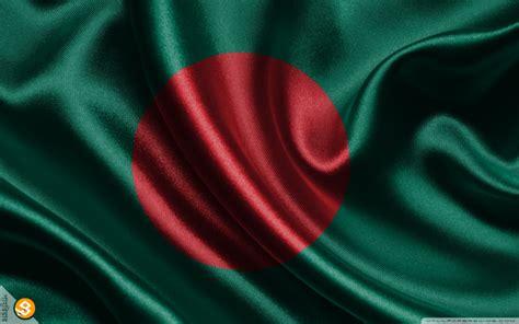 printed wallpaper bangladesh national flag hd wallpaper