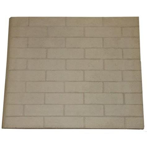 replacement refractory panel 23 5 inch x 27 5 inch