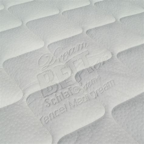 7 zonen kaltschaummatratze visco s comfort h2 90x200 cm