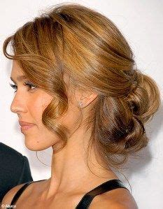 soft updo hairstyles for mothers 4 easy steps create a chic celebrity chignon today