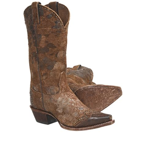 cowboy boots womans sonora sand dune cowboy boots for save 72