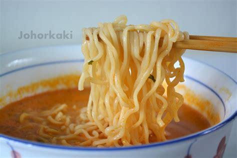 Mamee Chef Tom Yam Thai mamee chef perisa tom yam thai instant noodles johor kaki