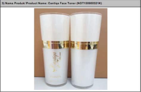 Pemutih Nh kkm haramkan serta merta penjualan 7 produk kosmetik ini