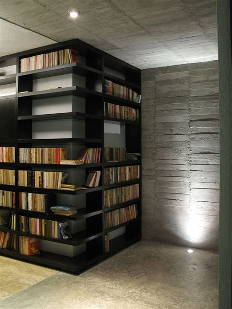 top 10 contemporary living room bookshelves design