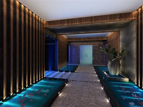 interior architecture and design private spa idea art interior architecture and design