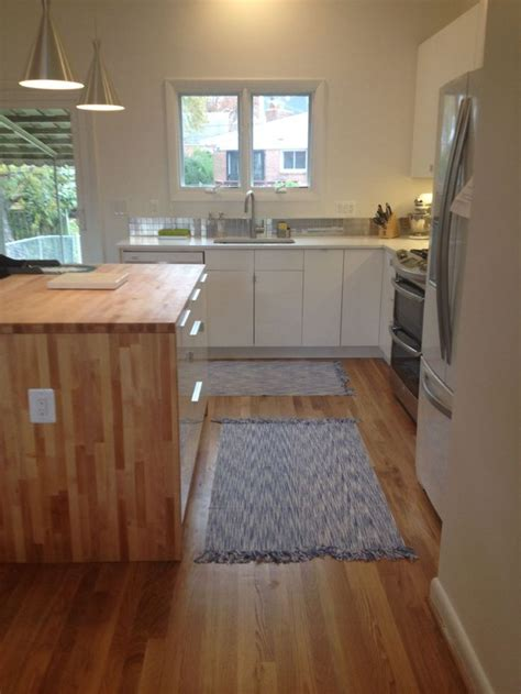 kitchen butcher block island ikea kitchen done ikea abstrakt cabinets ikea butcher block