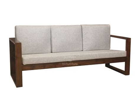design of settee sofa trendy simple wooden sofa design pleasing simple