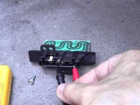 replace blower motor resistor 2002 nissan sentra 2001 nissan altima blower motor resistor replacement