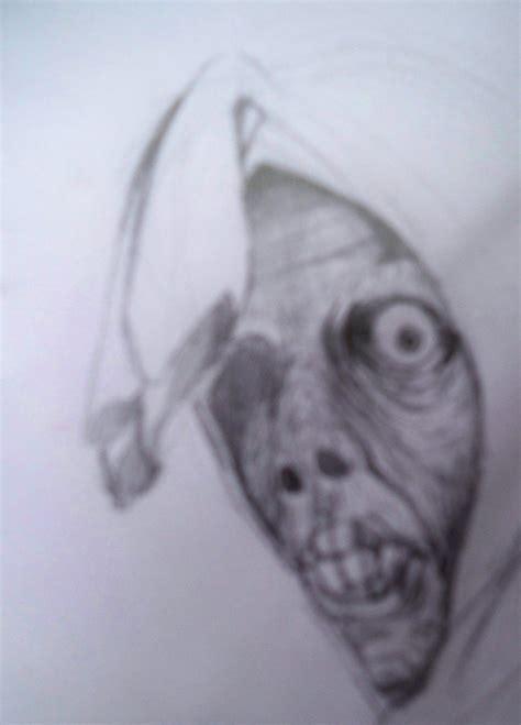 doodle seram hantu pocong by pocongrider on deviantart