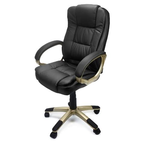 Leather Executive Office Chair Design Ideas Xtremepowerus Pu Leather Executive Office Desk Task Computer Executive Luxury Chair Home
