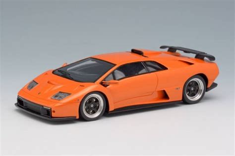 Lamborghini Diablo Orange Make Up New Lamborghini Diablo Gt 1999 Orange
