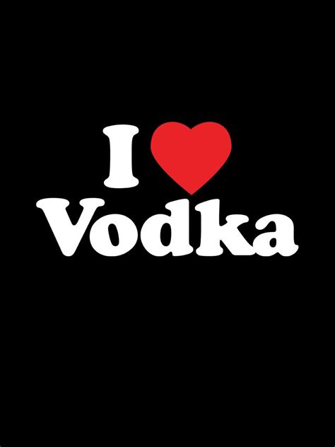T Shirt Black Vodka i vodka t shirt black buy at