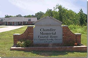 photo of chandler memorial funeral home chandler