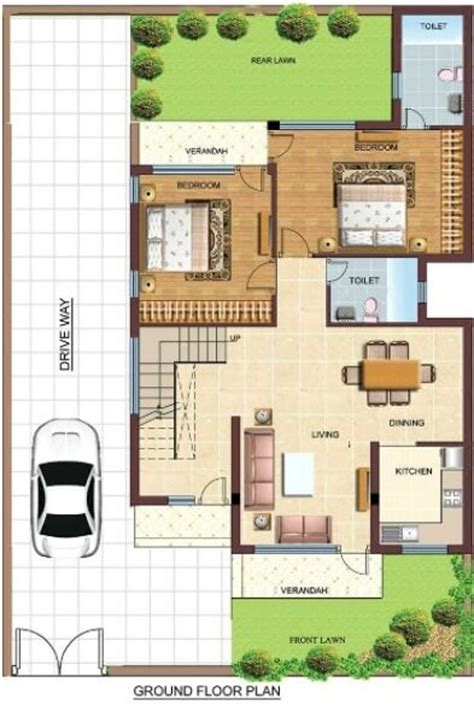 indian bungalow designs and floor plans small duplex house plans duplex house floor plans current