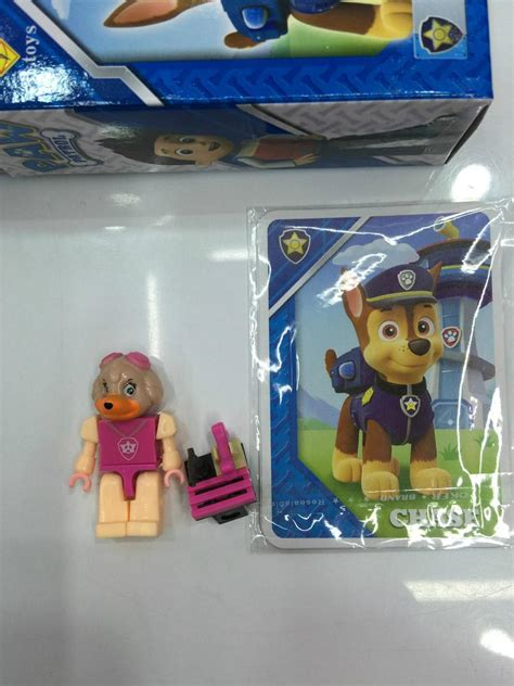 Toys Now Mainan Anak Figure Paw Patrol Amusement Park Taman Unik T paw patrol builable figure capsule kangle china manufacturer model toys toys