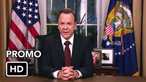 designated survivor youtube episode 2 designated survivor 1x12 promo quot the end of the beginning