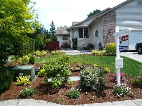 curb appeal for small front yard don t forget the curb appeal portland oregon home