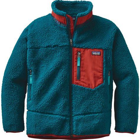 Jaket Fleece Tebal 10 patagonia retro x fleece jacket boys backcountry