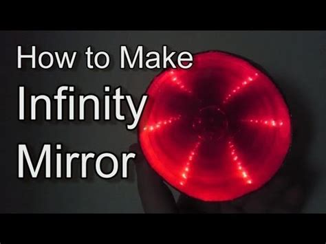 How To Make An Infinity - how to make infinity mirror