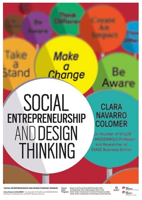 design thinking entrepreneurship entrepreneurship poster design www pixshark com images