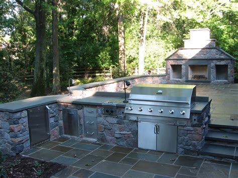 build outdoor kitchen outdoor kitchen build question masonry contractor talk