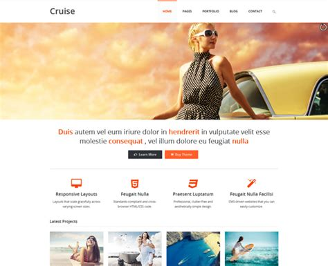 bootstrap themes travel agency travel bootstrap themes templates gridgum