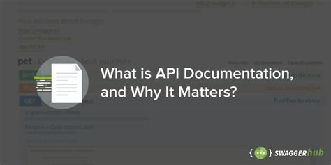 What Is Api Documentation what is api documentation and why it matters swagger