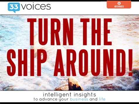 the turn the ship around workbook implement intent based leadership in your organization books profile david marquet 33voices