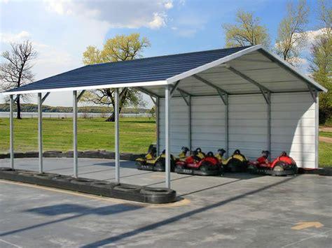 Buy Metal Carport 20x21 Boxed Eave Roof Car Carport Buy Metal