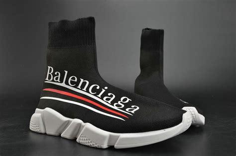Balenciaga Top Speed Trainer Black Black buy authentic recommend balenciaga speed trainer