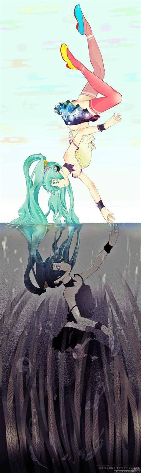 Hatsune Miku á ÿ Anime Nã O Hatsune Miku Na Anime Vocaloid W Zszywka Pl