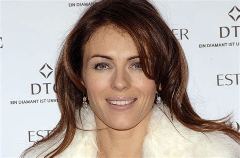 Elizabeth Hurley Faces Time Hollyscoop by Before Kendall A Look Back At Past Faces Of Est 233 E Lauder