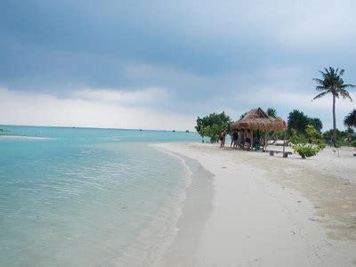 gambar pulau untung jawa wisata backpacker review