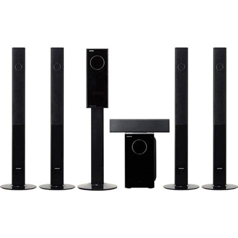 Samsung Ht J5100kxd Home Theater samsung ht txq120t home theater system ht txq120t b h photo
