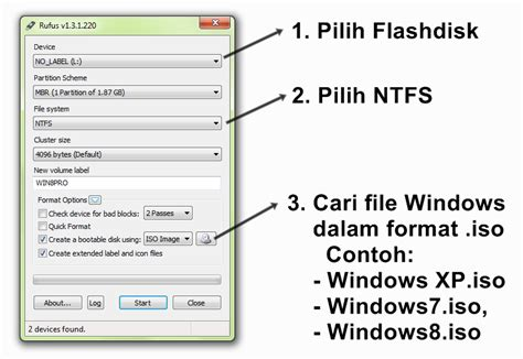 membuat usb bootable windows xp dengan file iso software full version cara jitu membuat bootable