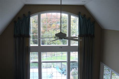 two story window drapes two story window treatments ideas roy home design