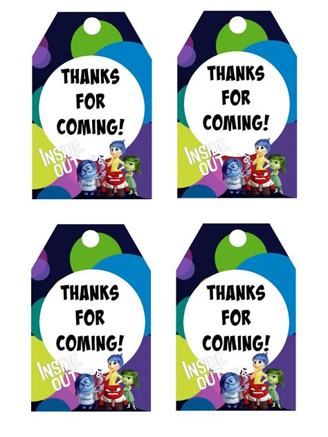 free printable inside out thank you cards thanks you cards freebie thank thank you gift tags for