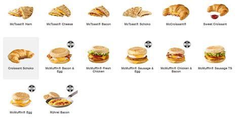 mc donalds frühstück uhrzeit ab wann mcdonalds ab wann gibt es fr 252 hst 252 ck zeiten und preise im